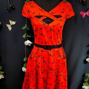 Voodoo vixen dress